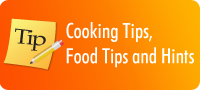 Cooking Tips, Health Tips